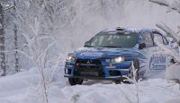 Rally Liepāja 2014 - Day Test of Inessa Tushkanova