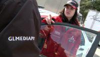Inessa Tushkanova - Rally Start