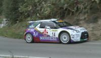 Rally Isola d'Elba '14 - Alessandro Re before the start