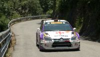Rally Prealpi Orobiche 2014 - Stefano Mella before the start