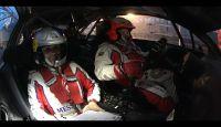 Monza Rally 2014 - Max Beltrami-Sara Ventura (C4 WRC)