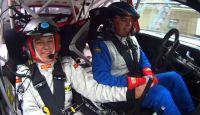 Fabrizio Fontana Onboard Monza Rally Show 2013