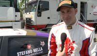 Rally Int. del Taro '14 - Stefano Mella before the start