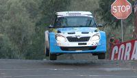 Astana Eur. Rally Team - Rali Vinho da Madeira 2013