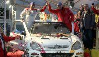 Yves Matton-Daniel Elena review Rallye du Condroz 2013