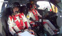 Dani Sordo - Onboard Monza Rally Show 2013