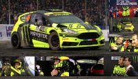 Valentino Rossi videoclip Monza Rally Show 2015