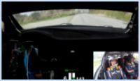Hyundai WRC Onboard SS4 with Data - Rallye Elba