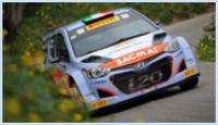 HMI - A Hyundai WRC around Elba Island...
