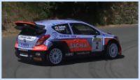 Rally del Casentino 2015 - Hyundai HMI in Action