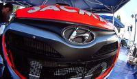 Hyundai i20 WRC - Fish Eye Service