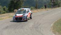 Hyundai i20 WRC - Start at Casentino