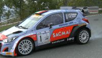 Hyundai i20 WRC - Hyundai HMI in Action