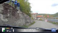 Onboard with Data Corrado Fontana Hyundai i20 WRC HMI - Rally del Taro