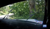 HMI - Rally Casentino - Crash Corrado Fontana
