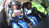 Rally Prealpi Orobiche 2013 - Corrado costretto al ritiro sulla P.S. 2