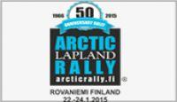 50� Arctic Lapland Rally 2015 Launch Video