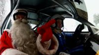 Arctic Lapland Rally 2013 - A Special Co-Driver...