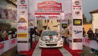 Rally Franciacorta 2013 - N. Althaus at Finish