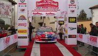 Rally Franciacorta 2013 - C. Althaus at Finish
