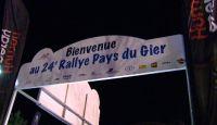 Rallye Pays Du Gier 2013 - Day 1