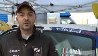 Rally del Taro 2013 - Loris GHELFI After SS5